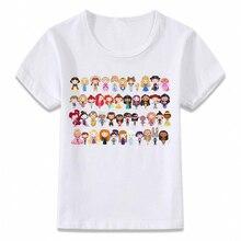 Детская одежда; футболка для маленьких принцесс; потрясающая футболка для мальчиков и девочек; рубашки для малышей; футболка; oal168