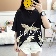 PLUS SIZE M-3XL harajuku Loose T-shirt Women Short sleeve korean summer tshirt 2019 new fahion female t shirt tops clothes
