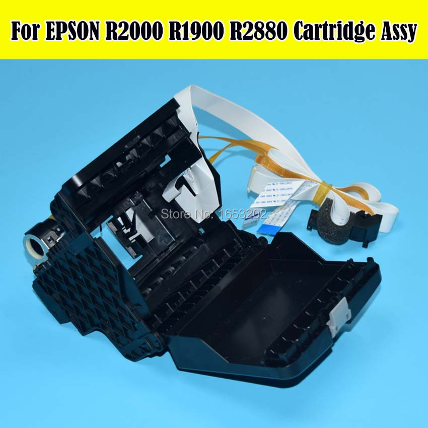 1 PC 100% NEW Original Cartridge USB Assy For EPSON F186000 Cartridge Assy For Epson R2000 R1900 R1800 R2880 R2400 Printer new original for epson ds6500 ds7500 ds5500 hinge right hinge assy free stop