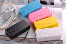 Móvel para o para o Telefone Perfume Power Bank 5600 MAH Carregador Portátil Powerbank Bateria Externa Portatil 18650 Telefone Móvel