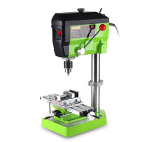Electrical Mini Electric DIY Drill 220V 680W Variable Speed Micro Drill Press Machine With Clamping Diameter 1.5 13mm 5168E