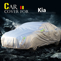 Car Cover Waterproof Anti-UV Sun Shade Rain Snow Scratch Resistant Cover For Kia Forte K2 K4 KX3 Rio Sportage Optima K9 Rondo