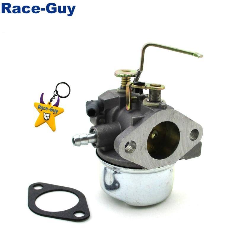 Race-Guy Adjustable Carb For Tecumseh Carburetor 8HP 9HP 10HP Engine HMSK80 HMSK90 Snowblower