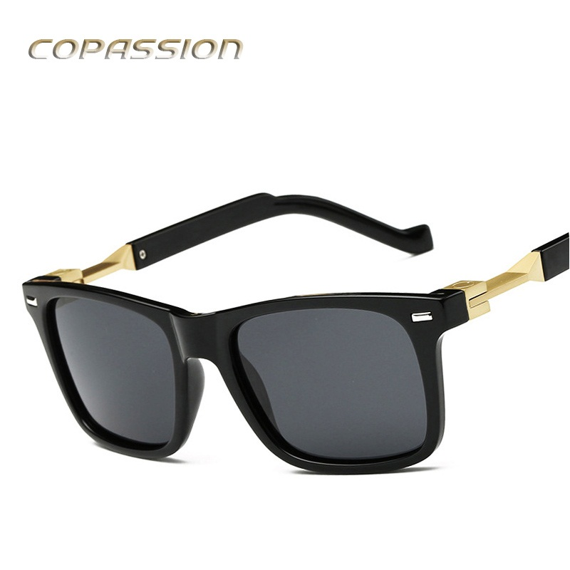 2017 New Fashion women sunglasses men polarized fishing glasses Brand Designer for Women Luxury Superstar Vintage gafas de sol
