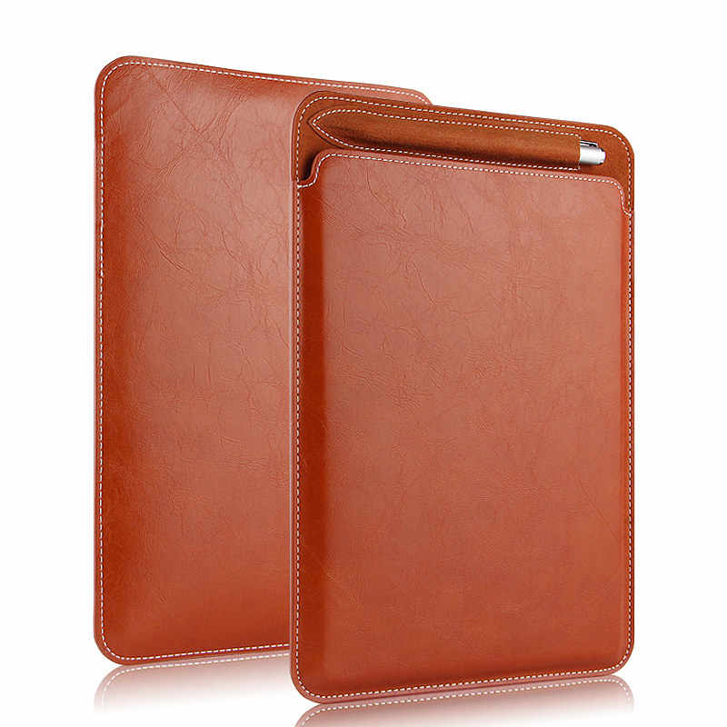 "Case Sleeve For Huawei MediaPad M5 Pro 10.8inch Protective PU Leather Cover Mediapad M5 Pro 10.8"" m5pro Pro10.8 Tablet Pouch bag"