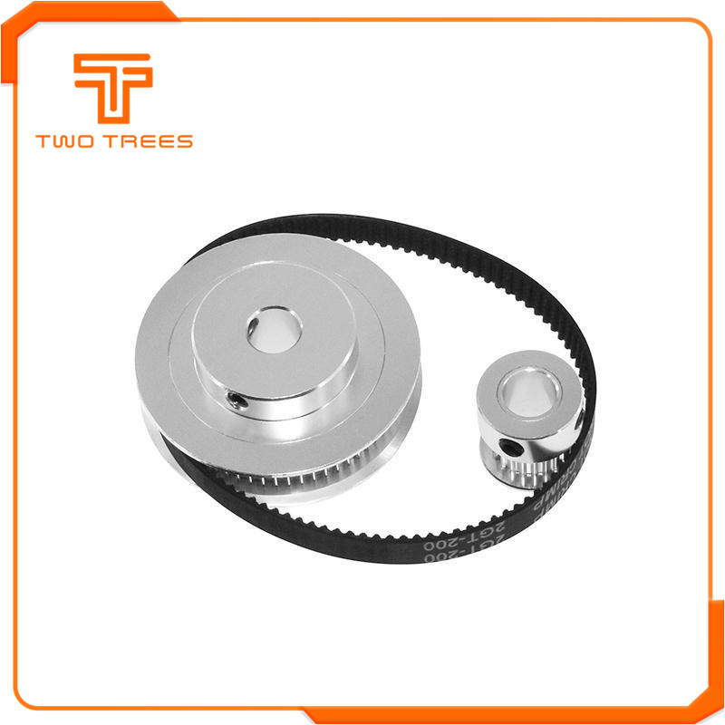 GT2 Timing Belt Pulley with 20/60 Teeth as 3D printer accessories 5