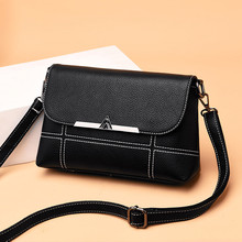 Womens Crossbody Bag Small Flap PU Leather V O A Designer Lady Shoulder Bag Female Luxury Handbag sacs main femme 2019 bandolera womens crossbody bag small flap pu leather v o a designer lady shoulder bag female luxury handbag sacs main femme 2019 bandolera
