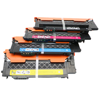4 Pack Compatibe Toner Cartridge for Samsung Xpress C480 CLT K404S CLT404 CLT 404 CLT 404 SL C430 C430W C480W C480FN C480FW