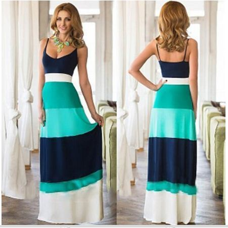 Images of Teal Summer Dresses - Get Your Fashion Style