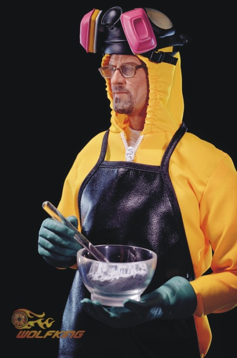 цена на 1/6 scale figure doll Breaking Bad Walter White Bryan Cranston 12 Action figure model Collectible Figure Plastic Model Toys