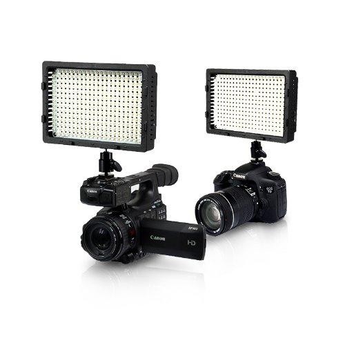 NanGuang CN-304 CN 304 LED Video Light for DV DSLR Camcorder Dimmable High CRI LED Panel