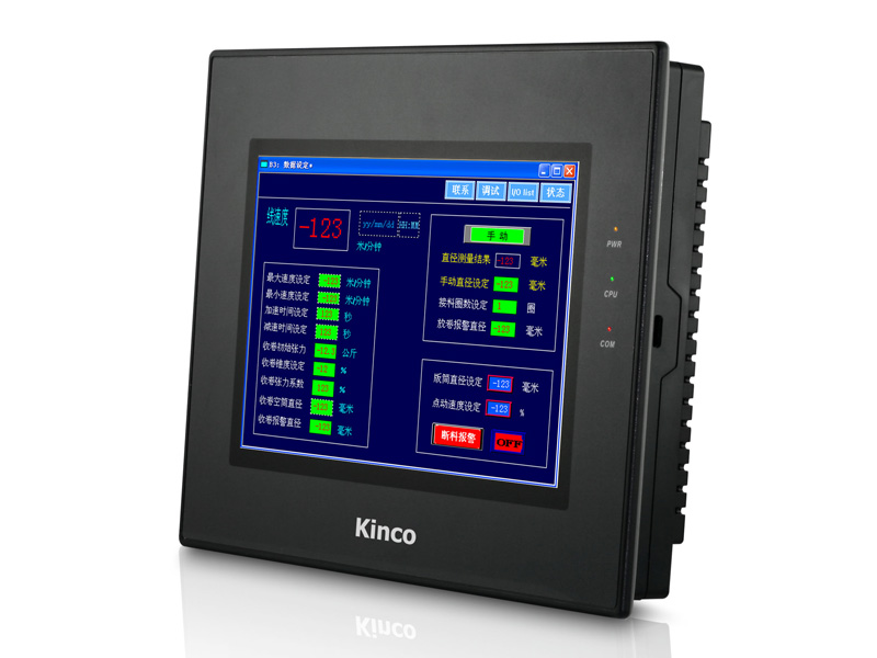Original NEW Kinco HMI MT4522T with Program Cable & Software, 10.1