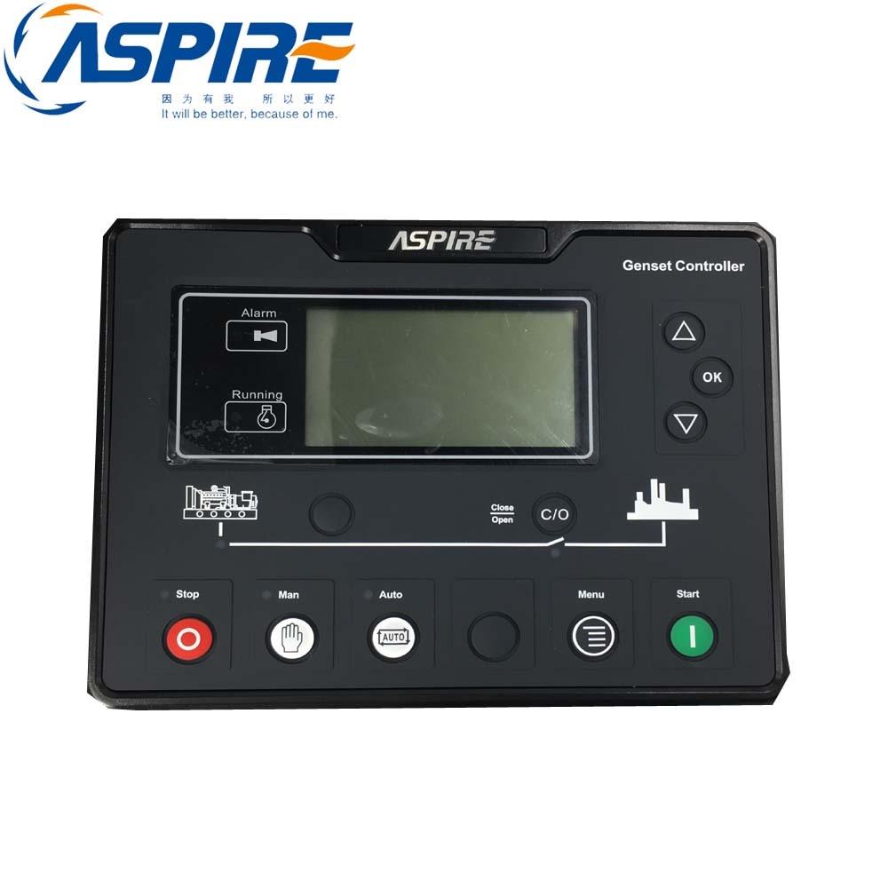 Replacement Generator Controller 6110U For ATS Controller dse5110 deep sea controller generator controller ats moduel