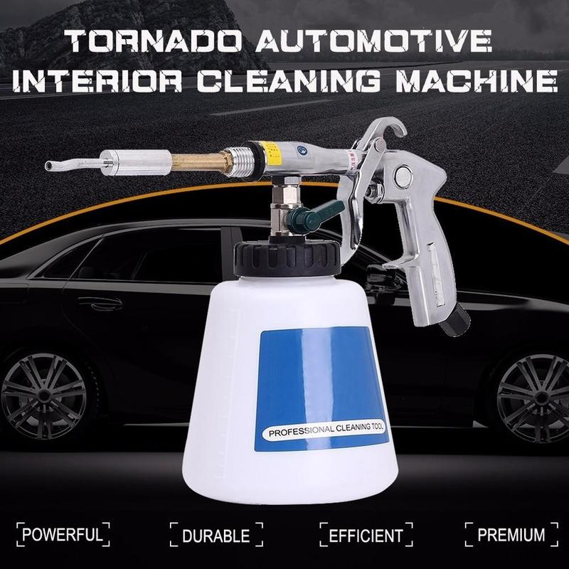Air voiture nettoyage pistolet voiture outil nettoyeur à sec haute pression voiture laveuse fenêtre aspirateur voiture lavage outil laveuse électrique