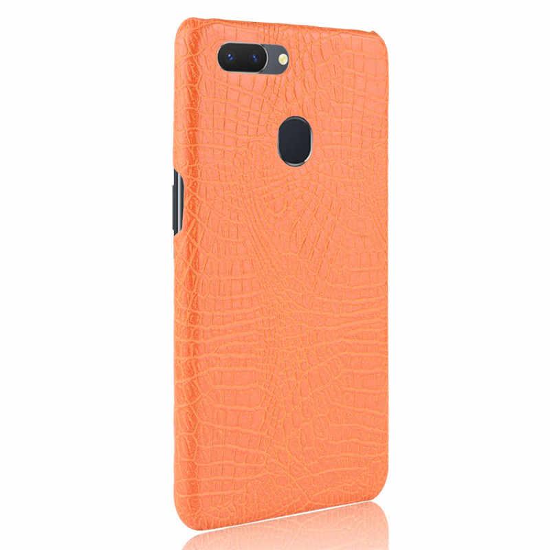 Realme2 Case OPPO Realme 2 Pro Cover Hard PU Leather Back Cover Phone Case  For OPPO Realme 2 Two 2Pro RMX1801 RMX1807 Case Shell