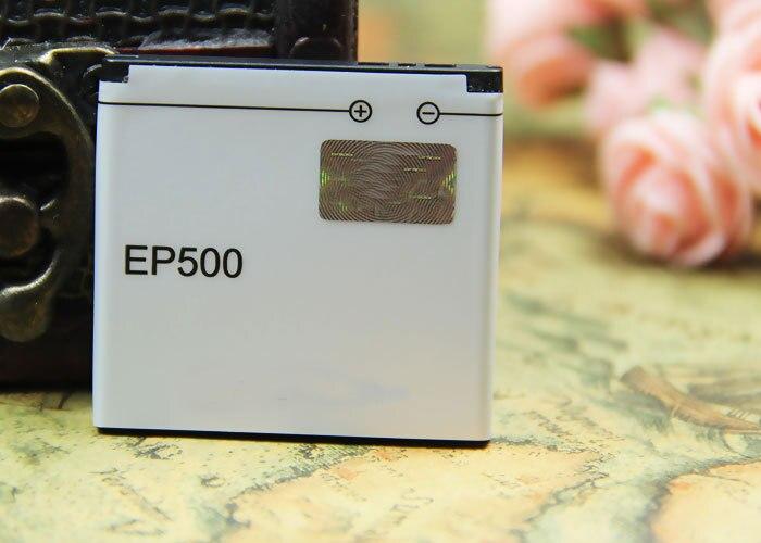 ALLCCX haute qualité mobile téléphone batterie EP500 pour Sony Ericsson U8i X8 W8 E16I E15i E15i E15 E16 E16I SK17 ST17i U5 U5a