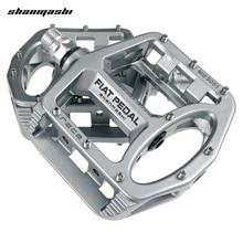 Shanmashi MG 5051 2PCS Piatto Pedale Della Bicicletta Da Corsa Anti Slittamento Leggero In Lega di Magnesio Mountain Pedali Della Bici Della Strada