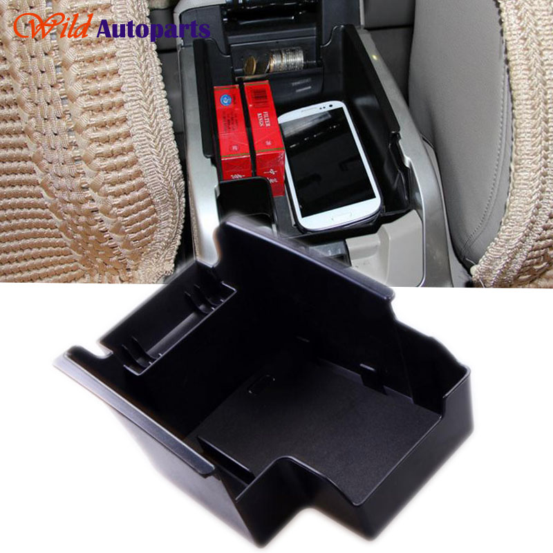 Interior accessories organize center console storage box - Ford escape interior accessories ...