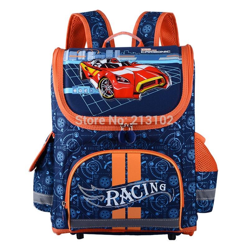 Nouveaux sacs d'école pour enfants pour garçons sacs à dos imperméables orthopédiques enfant garçon Spiderman sac de livre cartable sac à dos Mochila escolar - 6