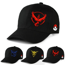 Pokemon Go Team Valor Baseball Cap