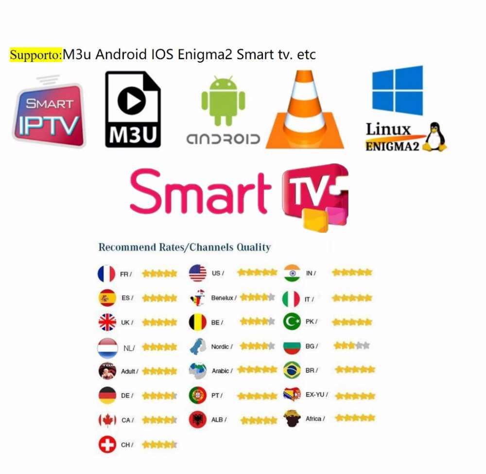 Netherland iptv Server subscription include Europe iptv Spanish/latino/Germany/Portugal/France/italian/Indian/Arabic adult xxx