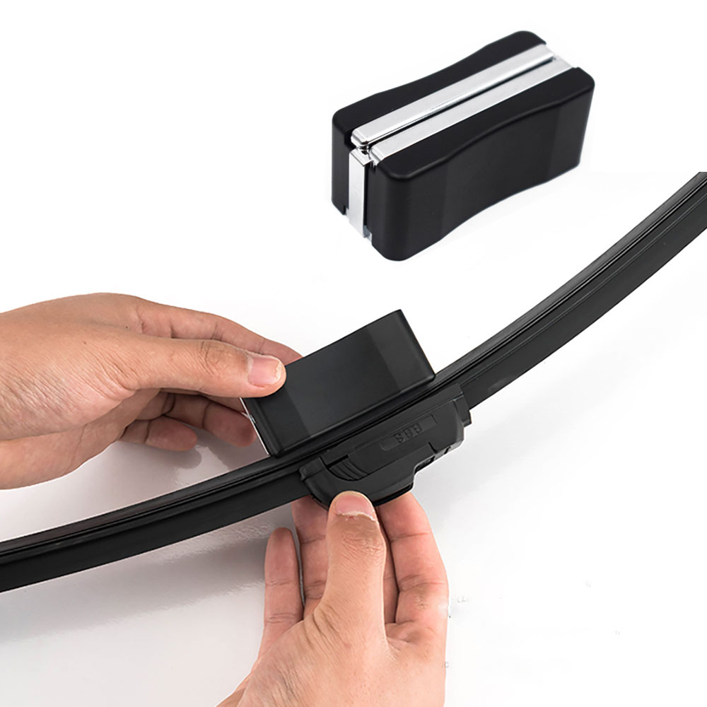 Universal Vehicle Windshield Wiper Blade Refurbish Grinding Repair Tool Quickly And Easily Restorer