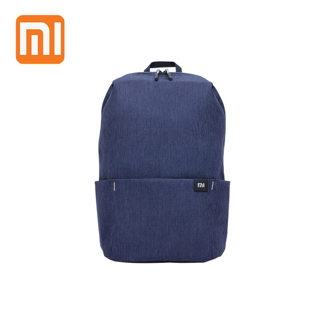 XIAOMI Backpack 10L Mini Bag 8 Colors for Women Men Boy Girl Daypack Waterproof Lightweight Portable Chest Sling Bags for Travel 2