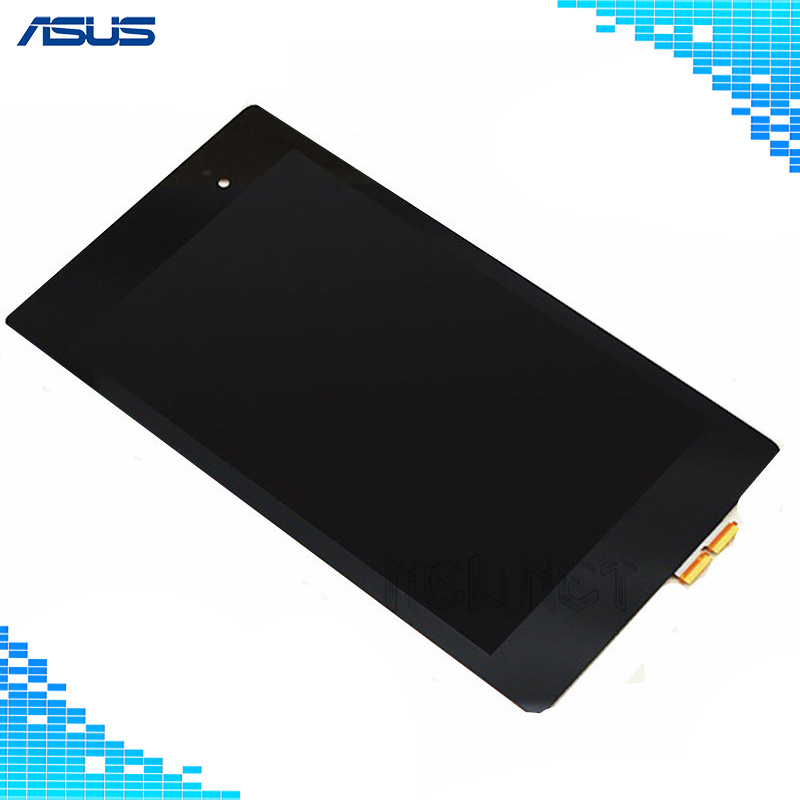 Asus ME571 Original Full LCD Display Touch Screen Assembly Replacement For ASUS Google Nexus 7 2nd 2013 FHD ME571 ME571K ME571KL new original lcd touch screen digitizer with frame for 2013 asus google nexus7 fhd 2nd gen k008 me571 lte 3g free shipping