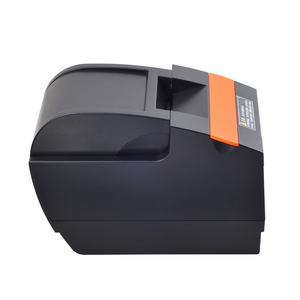 Image 2 - New arrived Bluetooth 58mm auto cutter thermal receipt printer with Ethernet +USB  or Bluetooth +USB or USB interface
