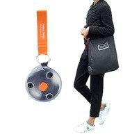 Portable Telescopic Supermarket Shopping Shoulder Bags Foldable Reusable Grocery Bag Large Capacity Foldable Trolley Supermarket