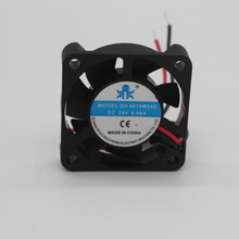Free shipping 5pcs/ lot 40*40*10mm DC 12V/24V Axial Fan cooling  For PC or Electric Cabinet XFS4010