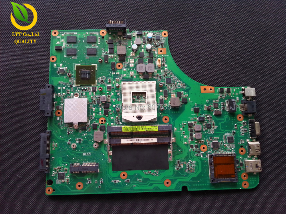 For ASUS K53SD Laptop font b Motherboard b font mainboard 60 N3EMB1300 D14 100 Tested