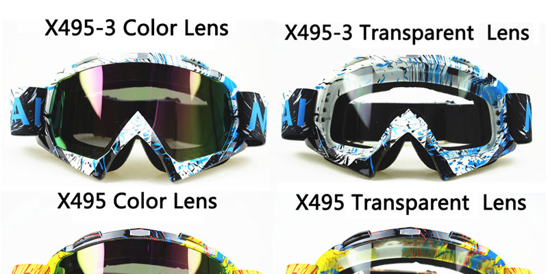 Nordson Outdoor Motorcycle Goggles Cycling MX Off-Road Ski Sport ATV Dirt Bike Racing Glasses for Fox Motocross Goggles Google