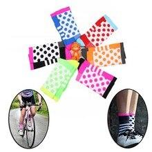 Высококачественные Профессиональные MTB горный велосипед велосипедные носки мужские спортивные дышащие Компрессионные носки велосипедные носки уличные носки