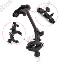 For GoPro Music Jam Adjustable Instrument Tripods Mount Clip For GoPro Hero 3 Hero4 3 Session