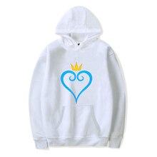LUCKYFRIDAYF Kpop New Kingdom Hearts trend fashion Hoodies Sweatshirts Women/Men Hip Hop sala Fashion