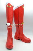 Customized Sailor Moon Usagi Tsukin font b Anime b font font b Cosplay b font shoes