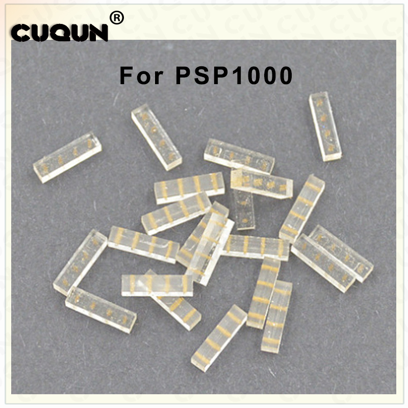 1pcs Original Rocker Rubber Glue For Sony PSP 1000 3D Analog Joystick Contact Conductive Rubber Pad For PSP1000