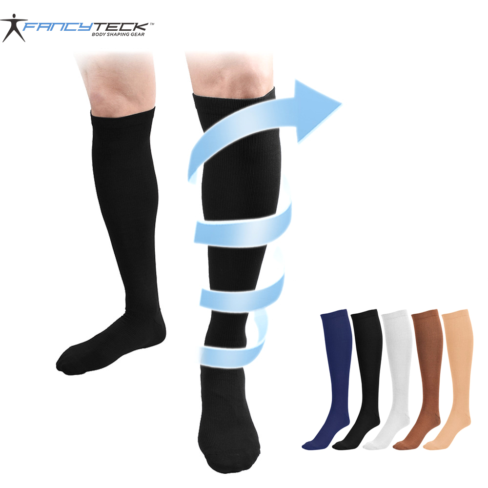 Male blood circulation promotion Slimming Compression Stockings Anti-Fatigue Socks Comfortable Relief Soft Slimming Stockings