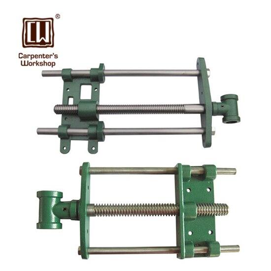 "Здесь продается  Guide bar woodworking clip 9"" /10""Jaw wide hand screw clamp woodworking vice  Инструменты"