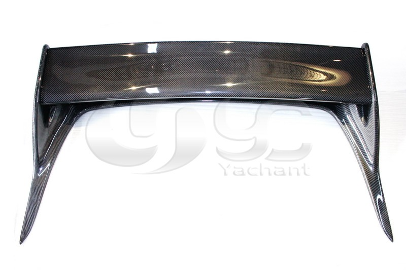 1995-1998 Nissan Skyline R33 GTR GTS GTR-Style Rear Spoiler CF (11)