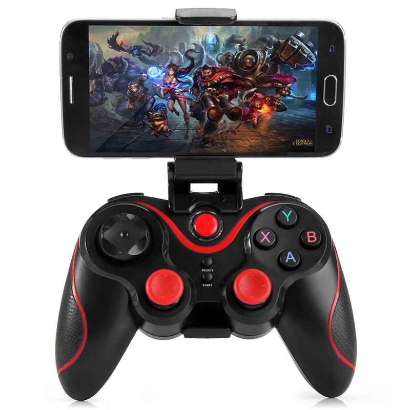 Android Gamepad Joystick Tablet-Holder Game-Controller BT3.0 Mobile-Phone Bluetooth Wireless