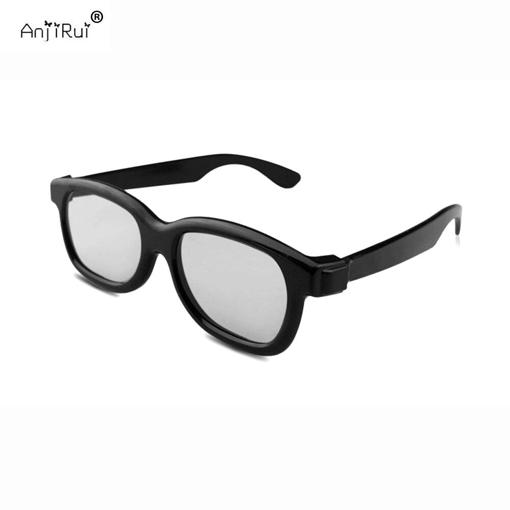ANJIRUI Children 3d glasses polarized children stereoscopic glasses polarized glasses Movie Game DVD Video TV 3D Glasses