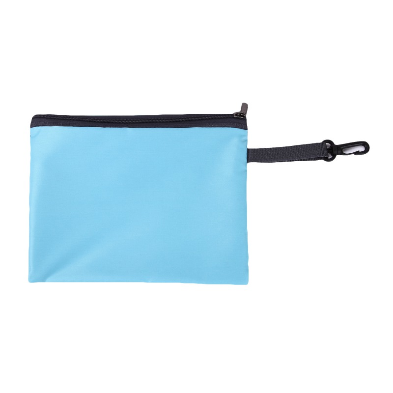 Waterproof zipper kit chenille waterproof home portable storage bag ultra light thing bag movement
