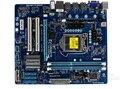 Gigabyte GA-H55M-S2 motherboard DDR3 LGA 1156 H55M-S2 os de apoio I3 I5 I7 8 G placa-mãe