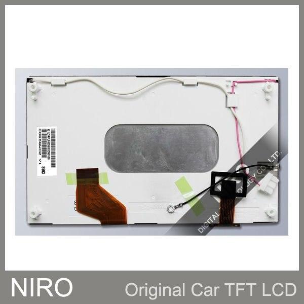 """Ниро DHL Фирменная Новинка автомобильный навигатор 6,"""" ЖК-дисплей Экран Панель C065GW02 V1 ЖК-дисплей Дисплей для Volvo XC 90 Авто запасные Запчасти"""