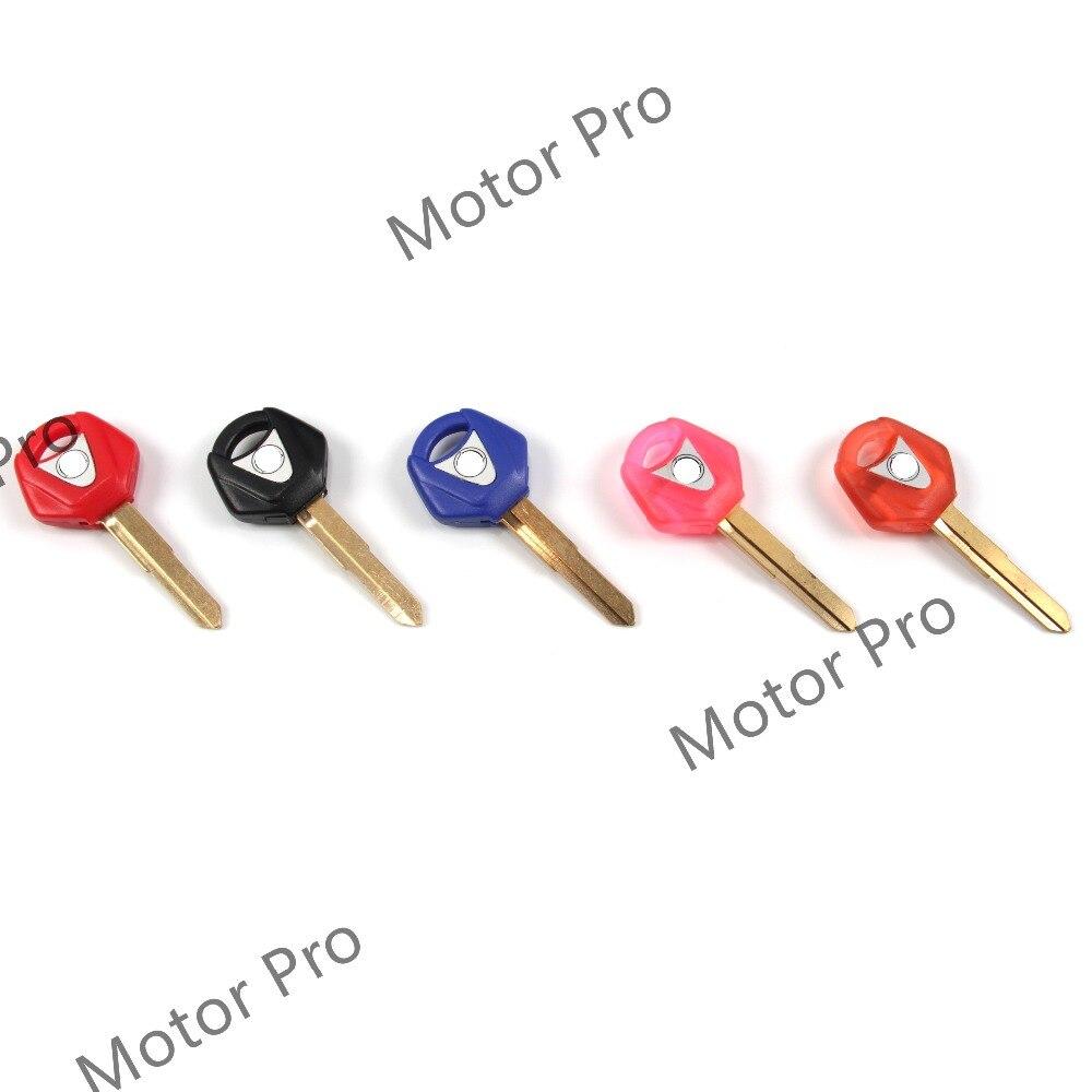 Uncut Blade Blank Key For YAMAHA YZF R1 R6 R6S FZ4 FZ6 FZ6SFZ6N FZ1 FZ1000 XJR 400 1300 Motorcycle Accessories With Logo BLUE