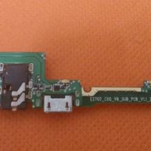Original USB Plug Charge Board with earphone jack for For iNew V8 V8Pl