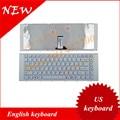 Inglés teclado para sony vaio vpc-eg vpceg serie con marco blanco ee. uu. teclado