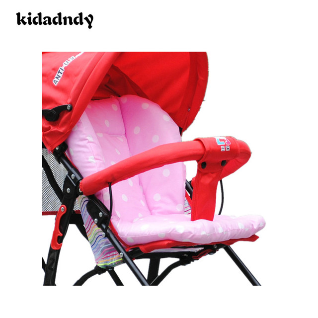 Kidadndy Universal Children Baby Cart Cart Waterproof Cushion Pads Eat Chair  Cushion Pad Multi Color